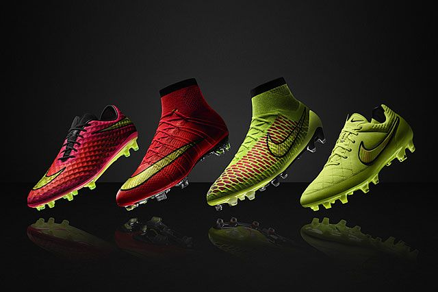 Nike Football Summer Boot Collection Group