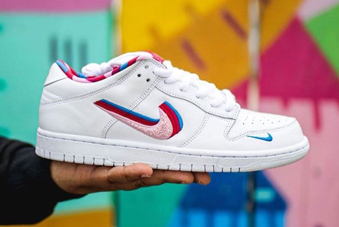 Parra Nike Sb Dunk Low Release Date In Hand