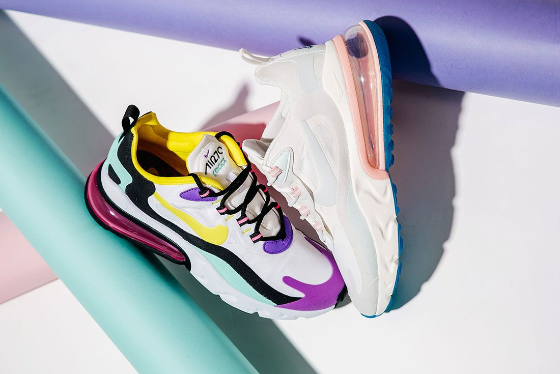 Nike Air Max 270 React Jd Sports Au Arranged 2