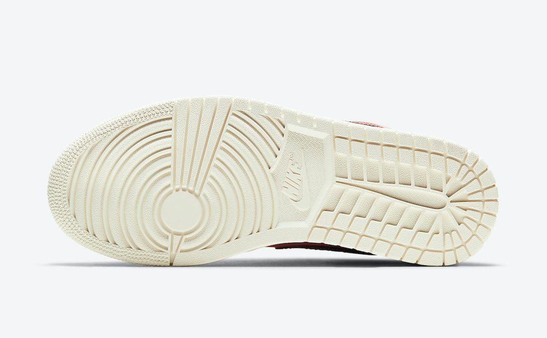 Closer Looks: Air Jordan 1 'Canyon Rust'