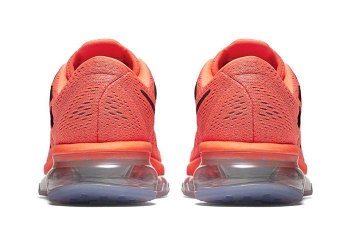 Nike Air Max 2016 Hyper Orange Sunset Glow 4