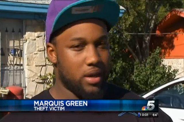Cops Do A Run Thru On Jordan Collectors Home