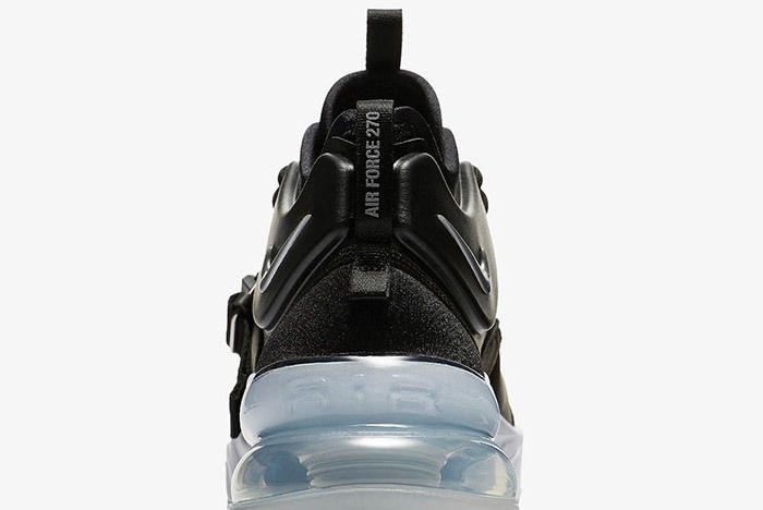 Nike Air Force 270 Black 8