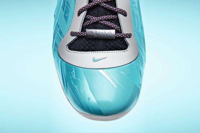 Nike Flightposite Yoth Toebox