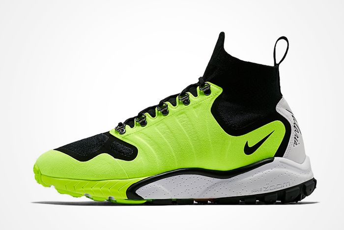 Nike Air Zoom Talaria Flyknit Mid Neonfeature