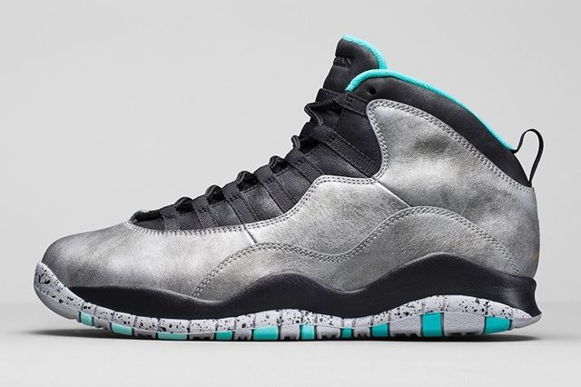 Air Jordan 10 Statue Of Liberty 2