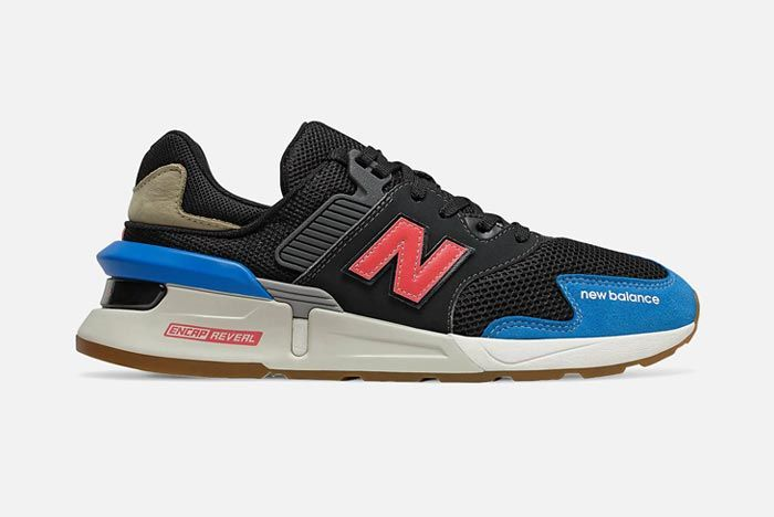 New Balance 997S Neo Classic Blue Lateral
