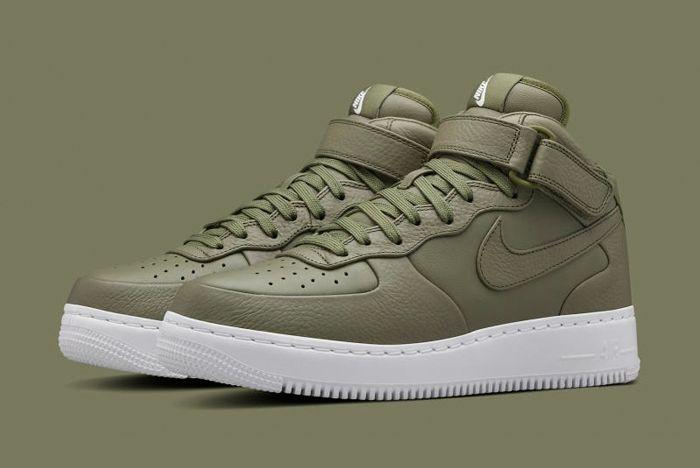Nike Lab Monochrome Air Force Pack 6