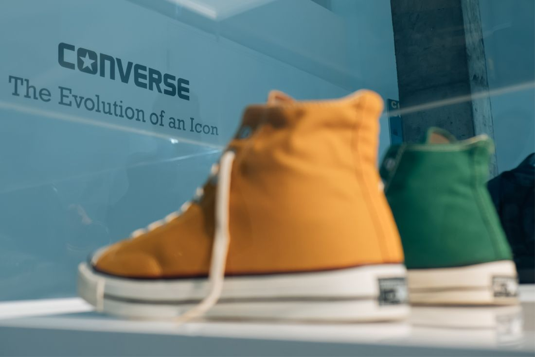 Converse All Star Modern Launch 11