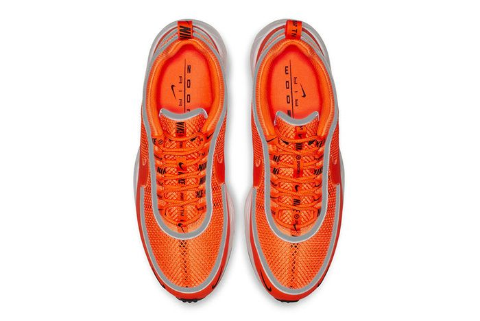 Nike Air Zoom Spiridon Orange 2