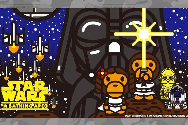 Bape Star Wars 1 11