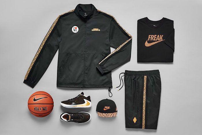 Nike Zoom Freak 1 Coming To America Apparel