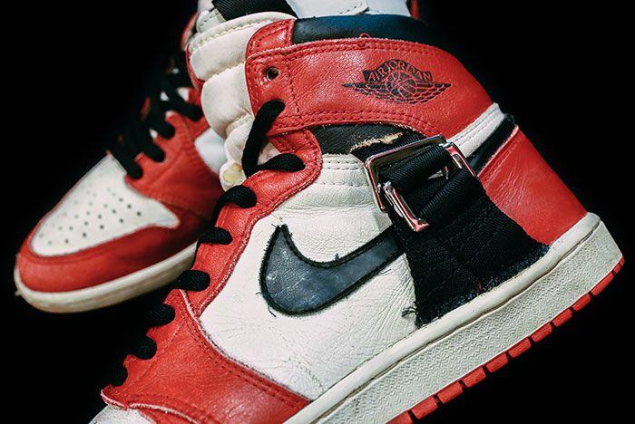 Sbtg Sabotage Rehab S O S Air Jordan 1 Up Close 17