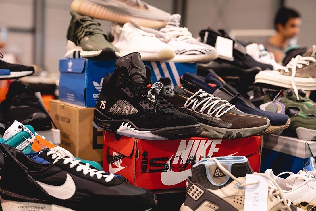 Sneakerness Paris Psg Air Jordan