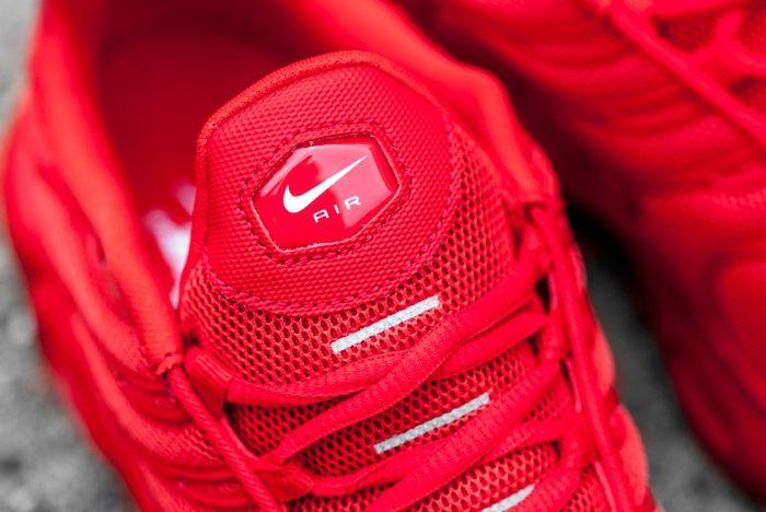 Nike Air Max Plus (Lava Red) - Sneaker