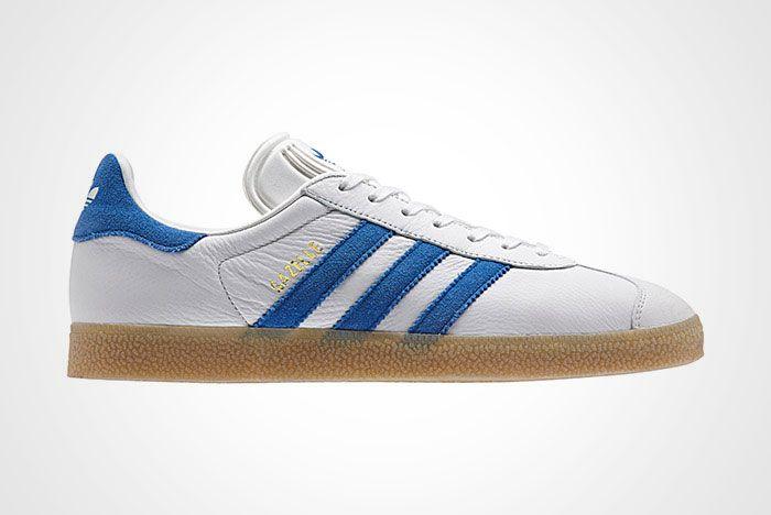 Adidas Gazelle Full Grains Pack Blue Thumb