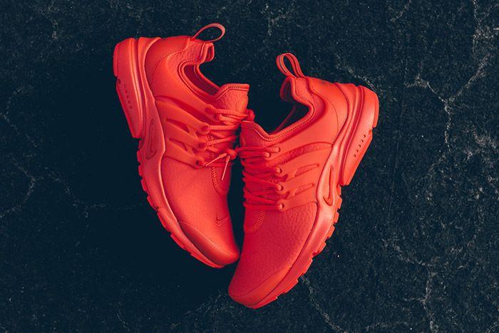 Nike Air Presto Prm Wmns Max Orange 6