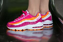 Nike Am95 Vivid Pink Bright Citrus Thumb