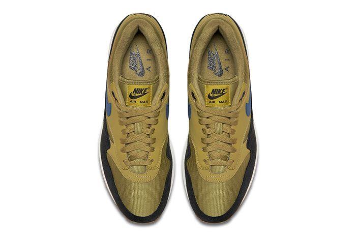 Nike Air Max 1 Golden Moss Blue Force 2