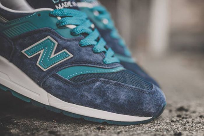 New Balance 997 Blue 3