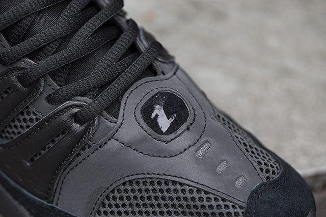 Adidas Tubular 93 Black White2