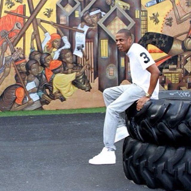 Jay Z Sneaker Style 3