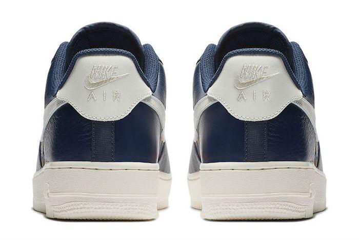 Nike Air Force 1 Low Nautical Redux Ar5394 400 Heels Sneaker Freaker