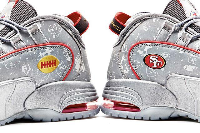 Nike Air Penny Doernbecher 2