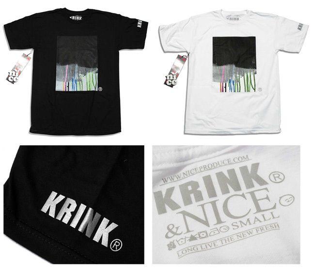 Krink X Nice Produce Tees 1