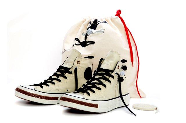 Clot Converse First String Chang Pao Collection 6
