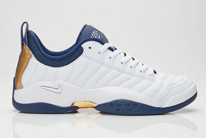 Nike Air Oscillate Red White Blue Usa 2