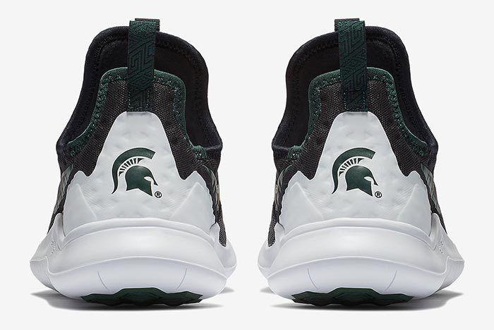 Nike Womens Free Tr8 Michigan State H