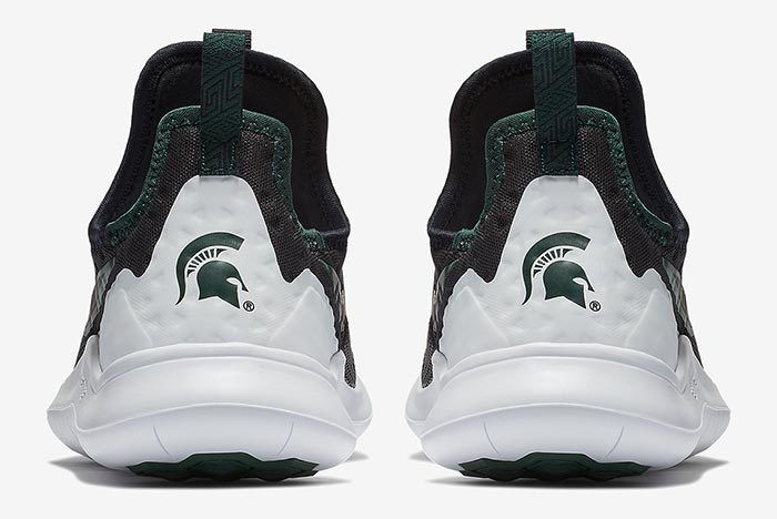 Nike Womens Free Tr8 Michigan State H