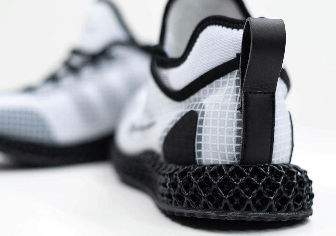 adidas Y3 Runner 4D IO Heel
