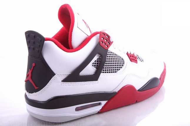 Air Jordan 4 Fire Red 10 1