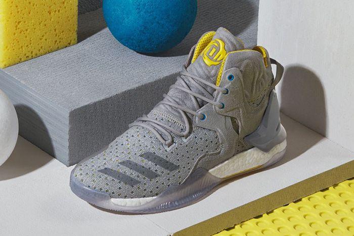 Sneakersnstuff X Adidas D Rose 7 Pkfeature