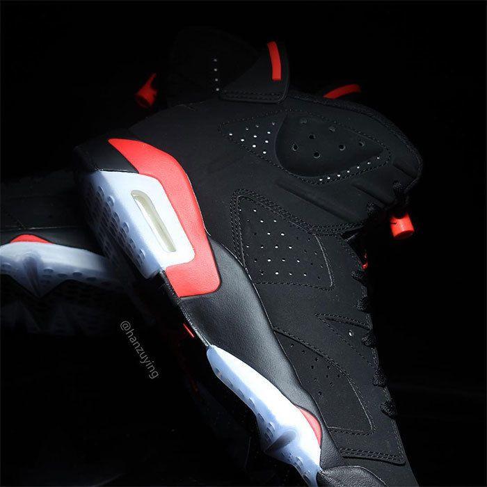 Nike Air Jordan 6 Black Infrared 2019 Preview 4