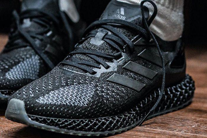 Adidas 4 D Run 1 3