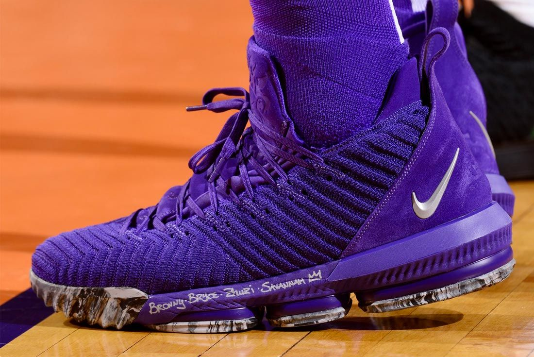 The Steeziest Nba Sneaker Moments From October 2