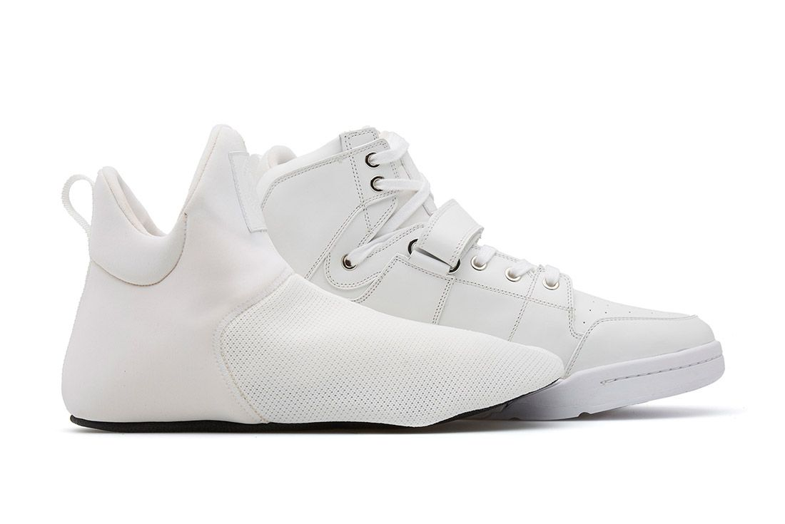 Search Ndesign X Mastermind Ghost Sox Sneaker Freaker White 5