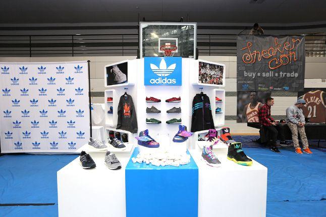 Sneaker Con Atlanta Adidas Represent 1