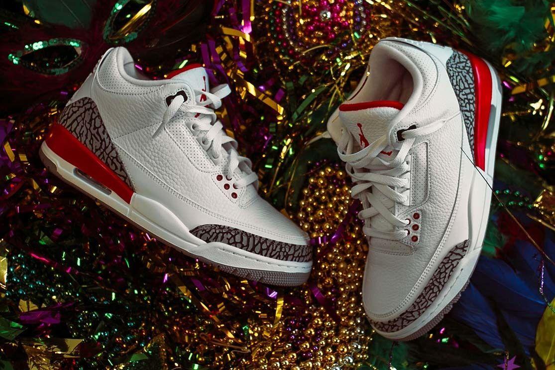 Air Jordan 3 Katrina Release Date Info 2 Sneaker Freaker