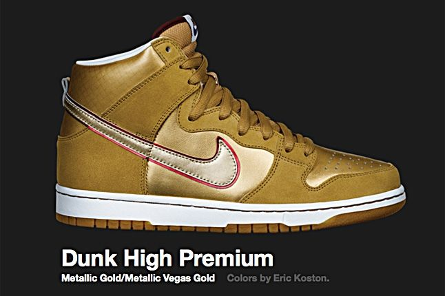 Nike Koston Dunk High Sb 2010 1