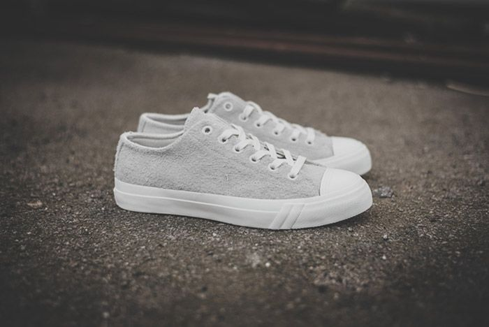 Pro Keds Royal Low Hairy Suede Grey 5