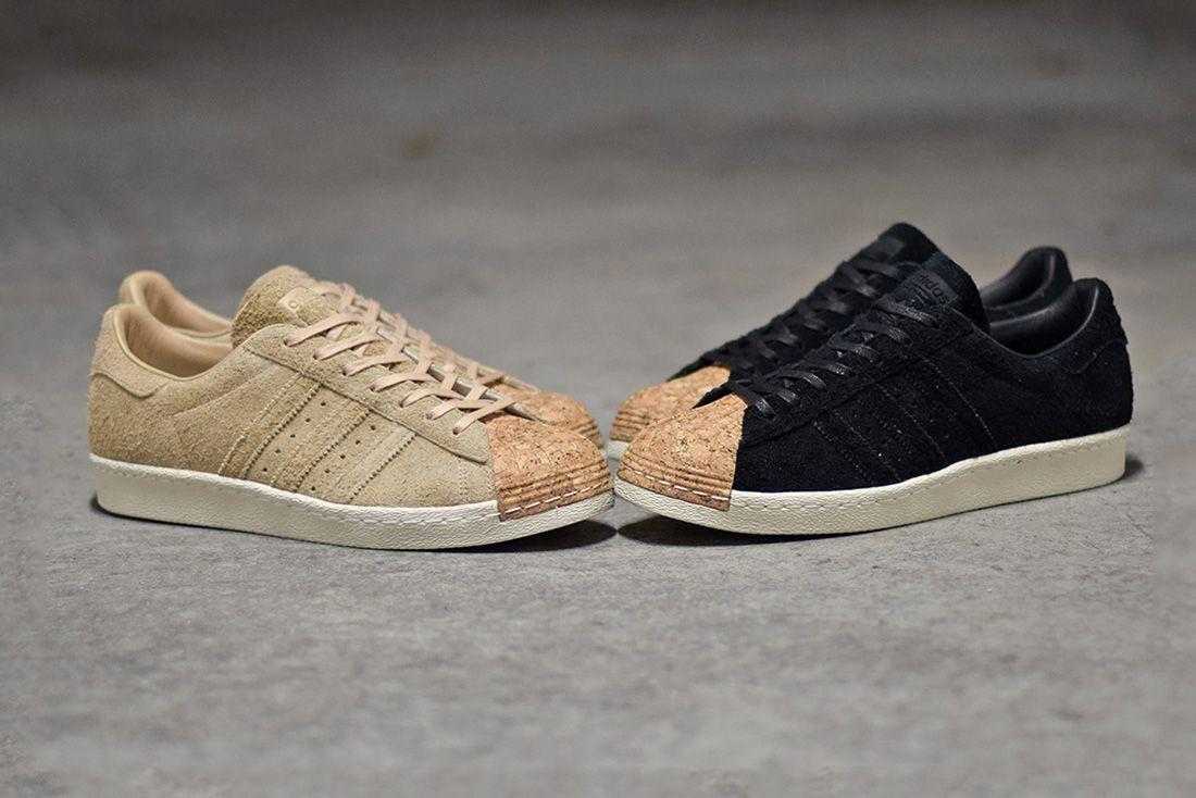 Adidas Superstar 80S Cork Material Matters Feature