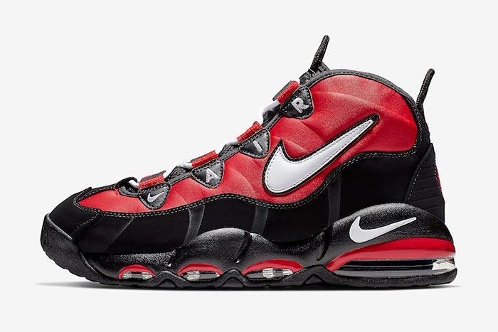 Nike Air Max Uptempo 95 Chicago Left