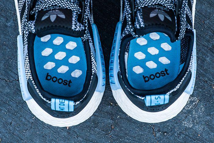 Adidas Nmd R1 Light Blue 4