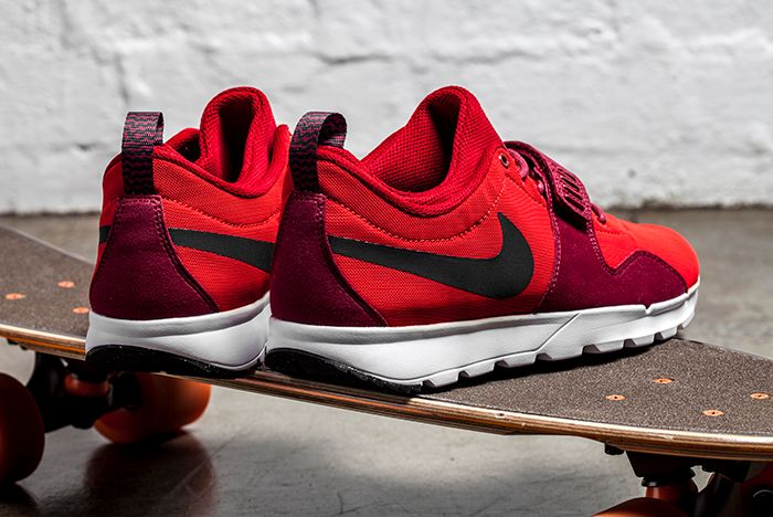 Nike Sb Trainerendor Red 2