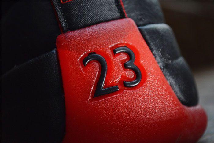 Air Jordan 12 Flu Game 7