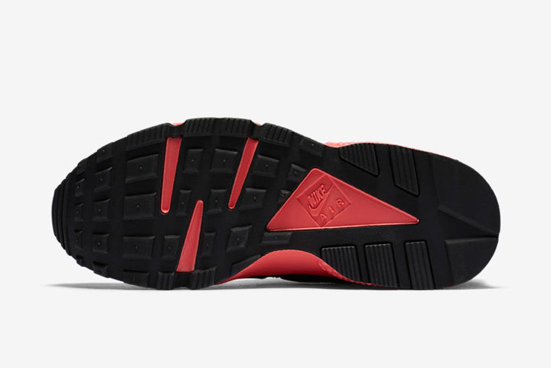 Nike Huarache Mid Premium Wmns Hot Punch4